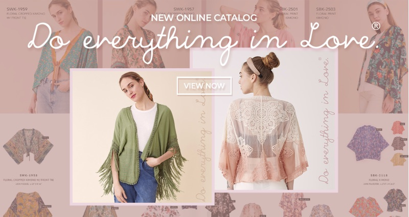 View Wholesale Do Everything In Love 2020 Catalog
